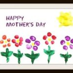 Happy Mothers Day – Finger Painting