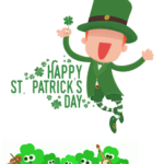 Happy St Patricks Day – Kid Crafts
